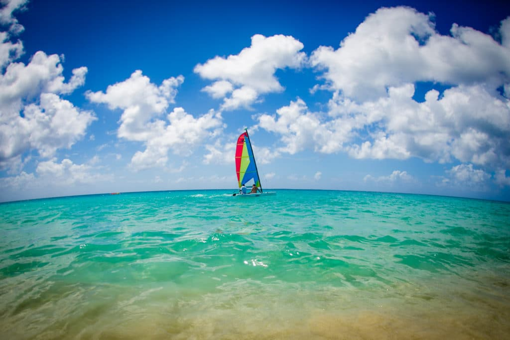 Water Sports in Anguilla