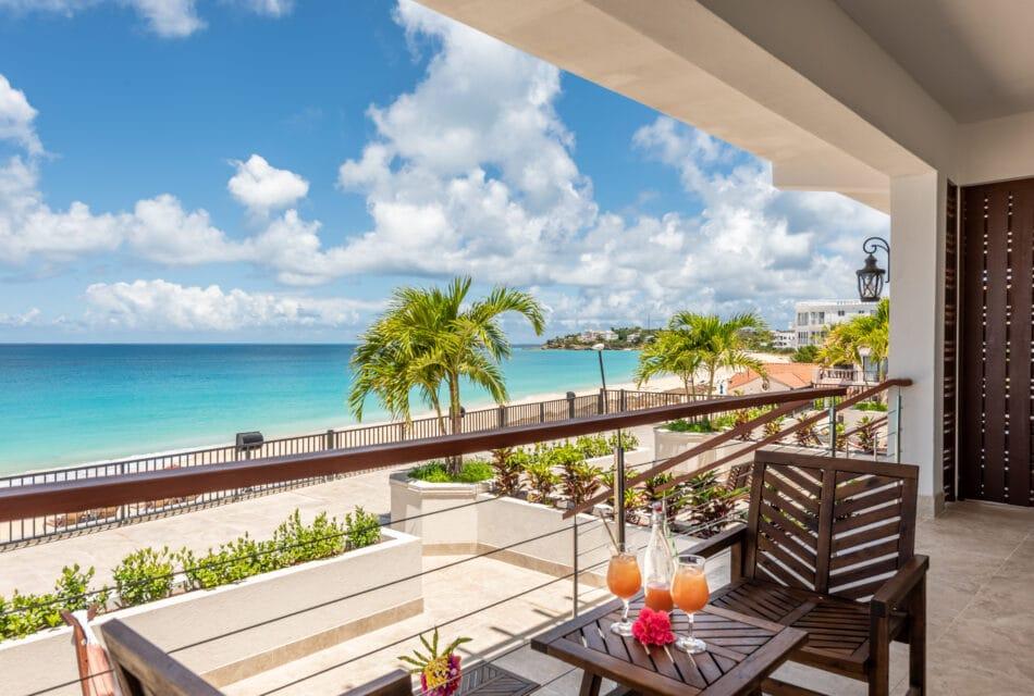Rooms and Suites, Frangipani Beach Resort, Anguilla
