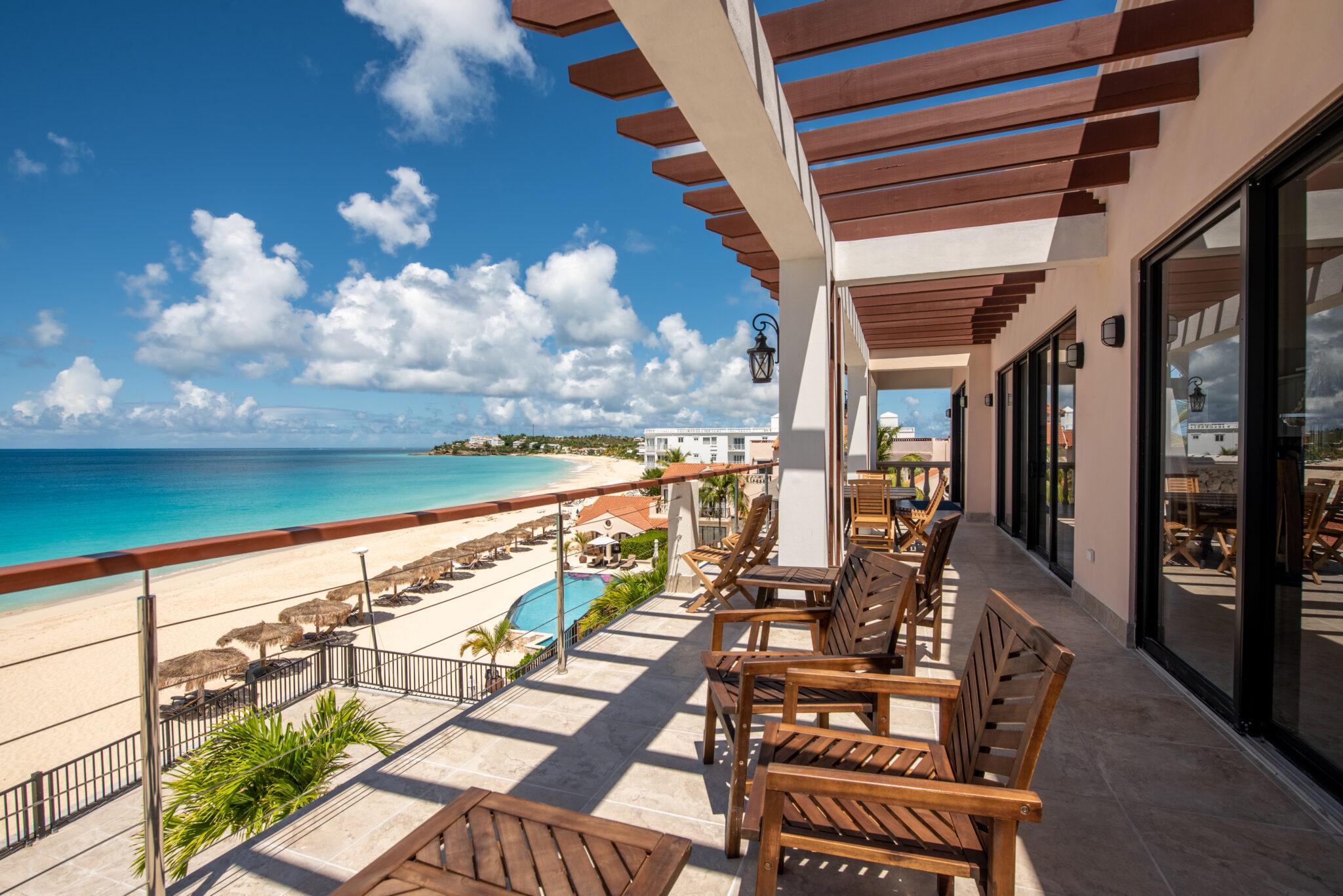 Suites, Frangipani Beach Resort, Anguilla