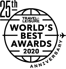 Travel and Leisure World's Best Award Voting Pop In